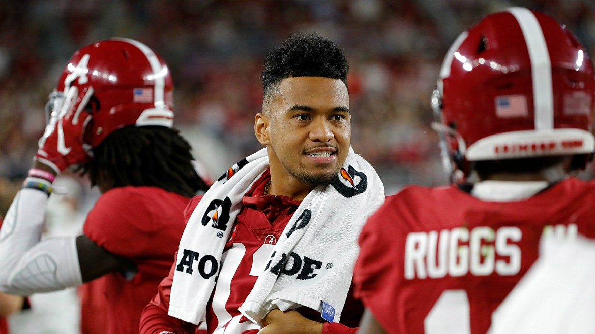 NCAA Football: Is It Over For The Alabama Crimson Tide?
