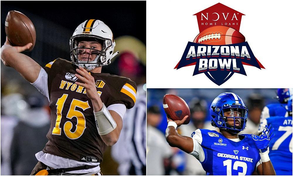 2019 NOVA Home Loans Arizona Bowl: Wyoming 38 Georgia St 17