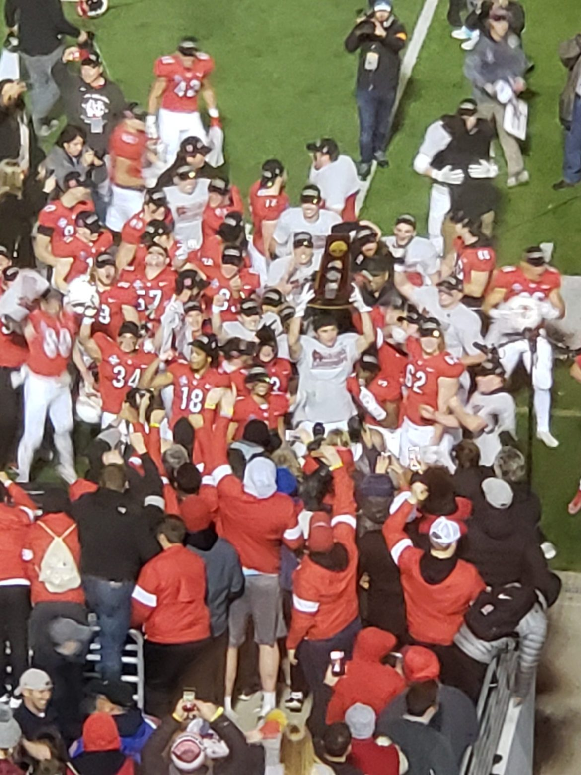 North Central College Routs Wisconsin-Whitewater for First-Ever Title