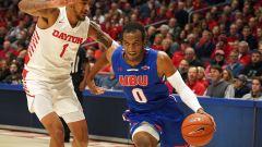 HBU loses to Dayton