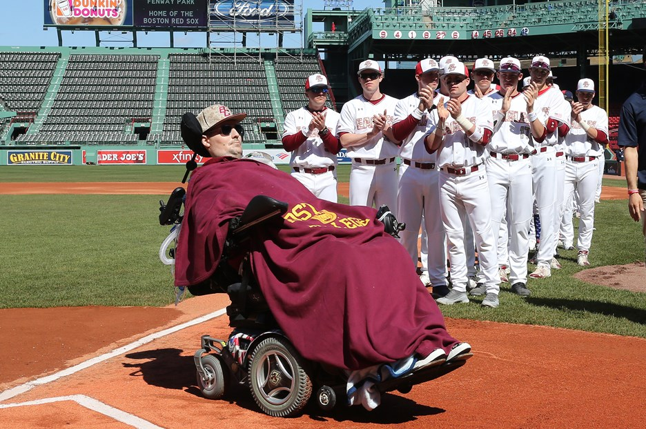 BC Mourns the Loss of Pete Frates