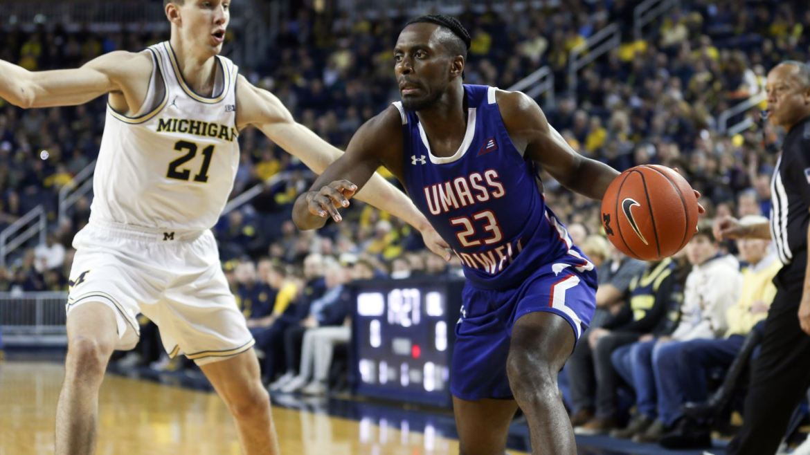 UMass Lowell River Hawks Face 86-60 Setback at #11 Michigan