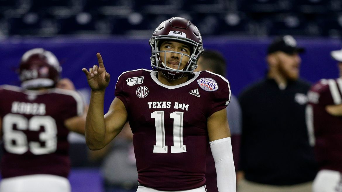 Texas Bowl: Mond overcomes shaky start to lead Aggies over Cowboys