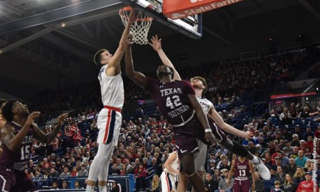First Half Run Moves No. 9 Gonzaga Past TSU
