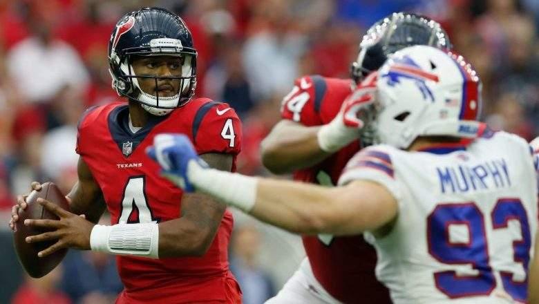 2019 NFL Playoffs: Buffalo Bills vs Houston Texans