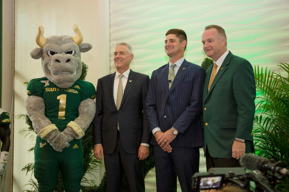 USF Bulls: A New Coaching Staff for New Beginnings