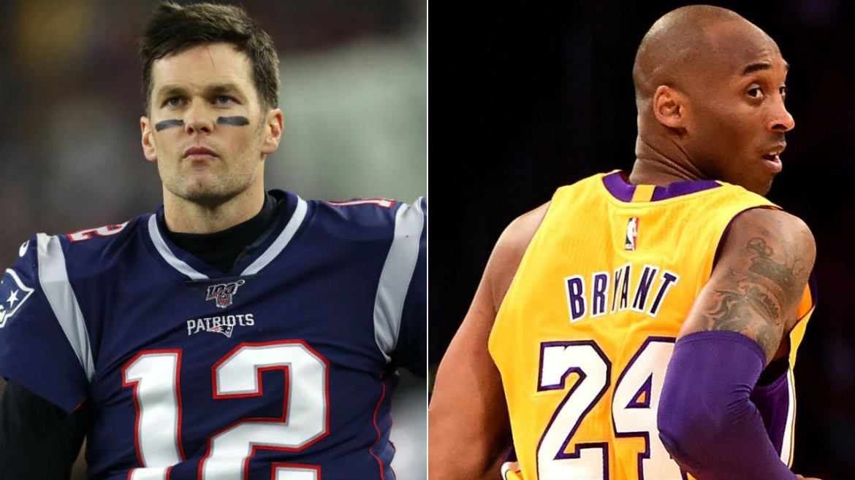 Tom Brady Affected Deeply by Death of Kobe Bryant