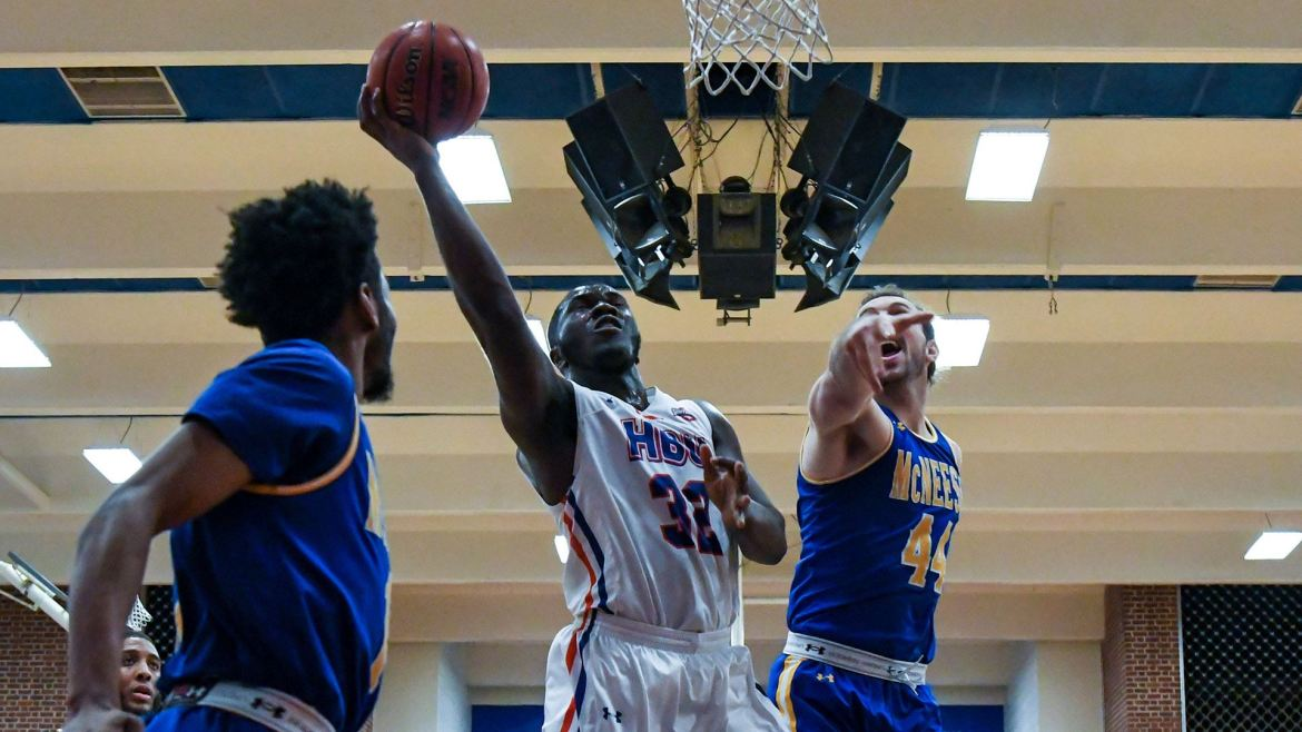 HBU Huskies Roll Past UIW in San Antonio, 88-76