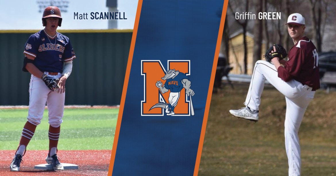 Navigators Sign Green, Scannell From Top Programs