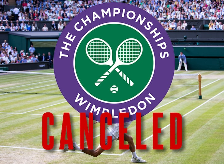 Tennis: Wimbledon Canceled Until 2021