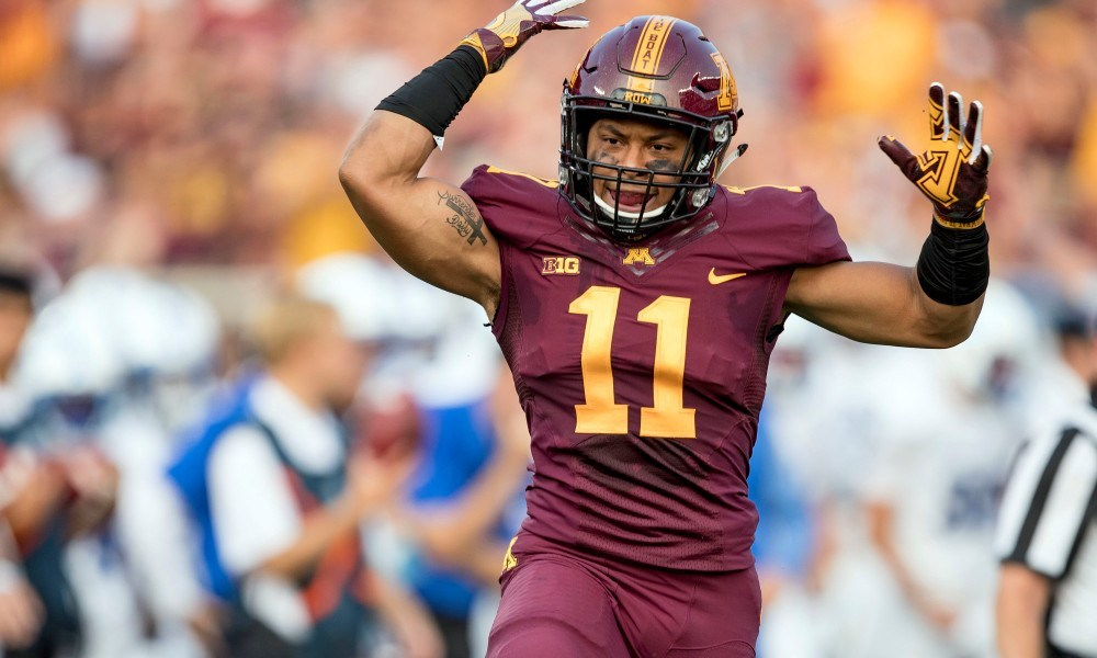 NFL Draft: Family Greatness Continues, Minnesota S Antoine Winfield Jr.
