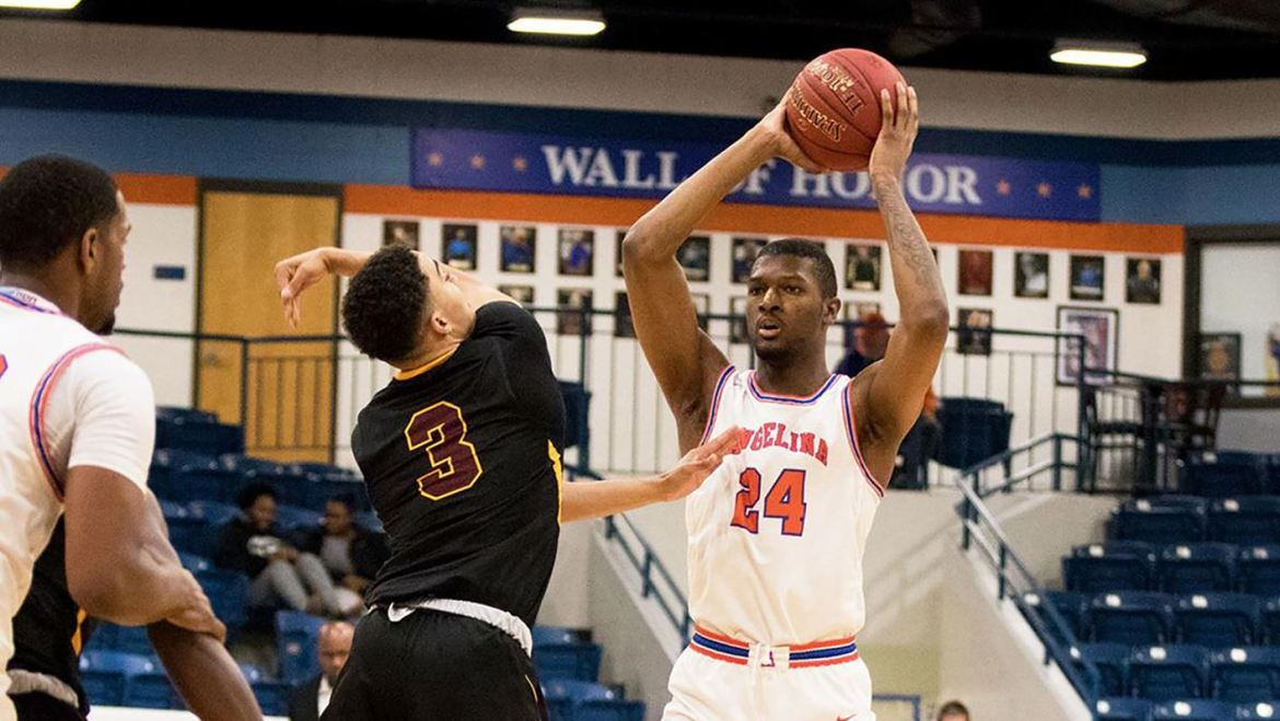 HBU Inks Cameron Hart, JC transfer from Angelina College, for 2020-21