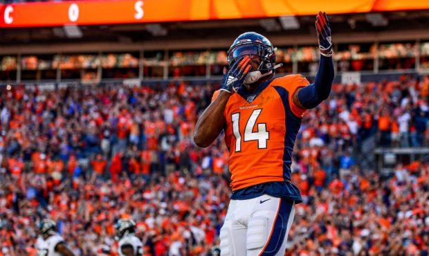 Denver Broncos: Spotlighting Courtland Sutton