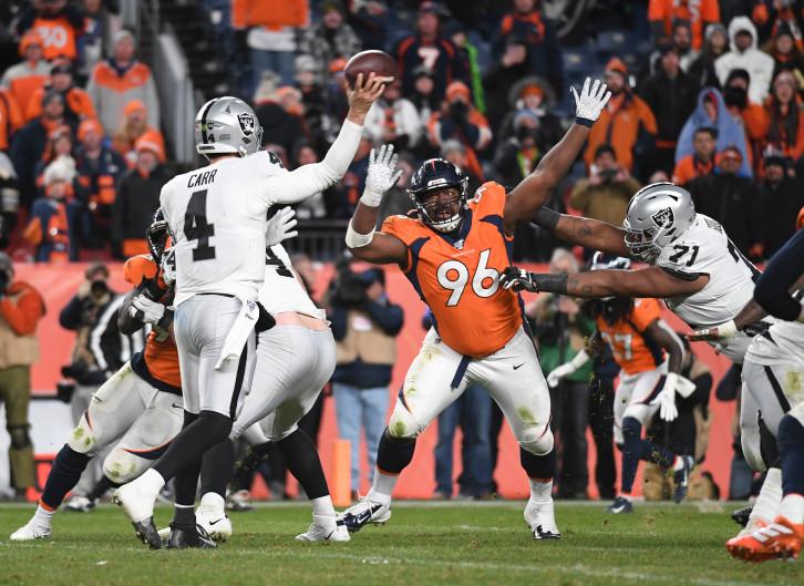 Denver Broncos: DL Shelby Harris is the Centerpiece on Defense