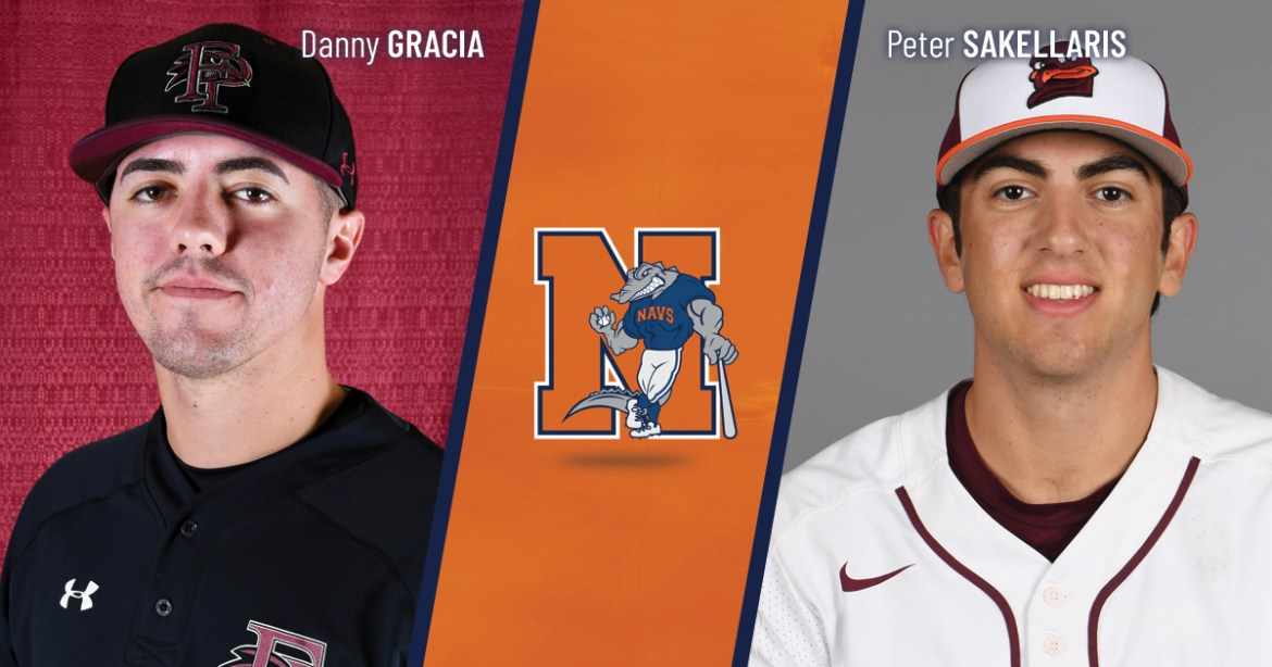 North Shore Navigators Add Virginia Tech & Franklin Pierce Pitchers