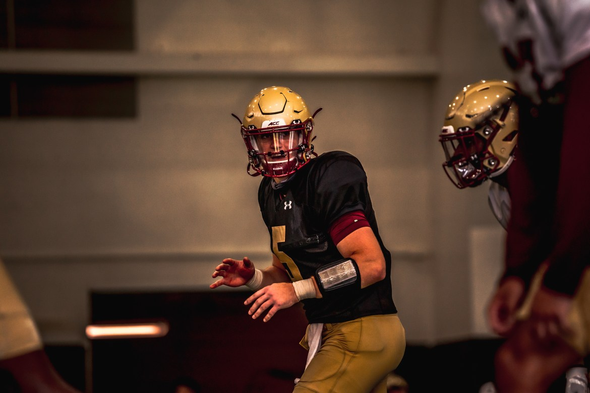 BC Football Preseason Blog #15 Final week of preseason camp