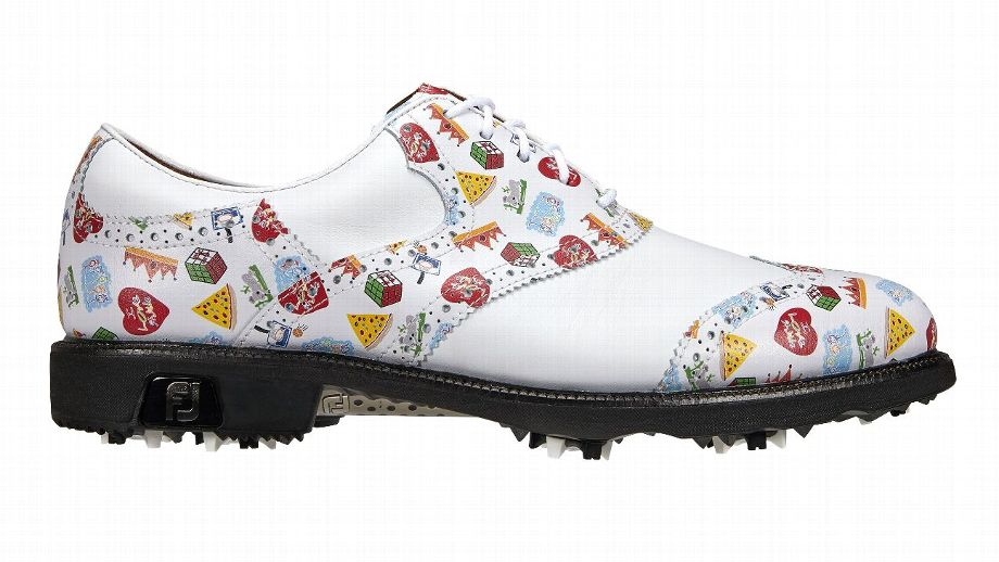 Golf: Cancer Patients Design Golf Shoes