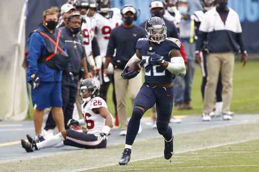 NFL News and Notes: Derrick Henry, Ryan Tannehill Keep Titans Unbeaten