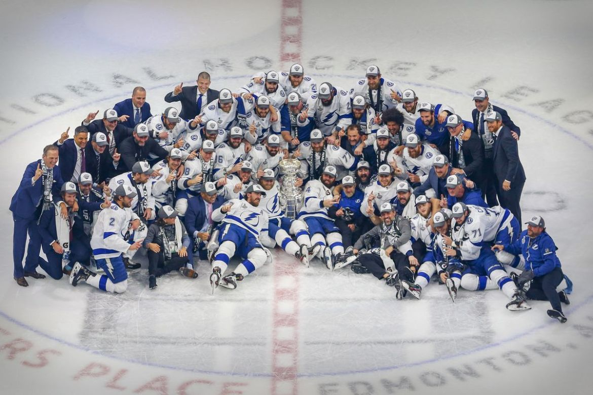 Tampa Bay Lightning: Retribution From 2019