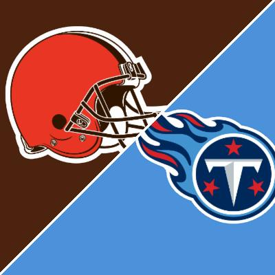 NFL Week 13: Titans vs. Browns Game of the Week