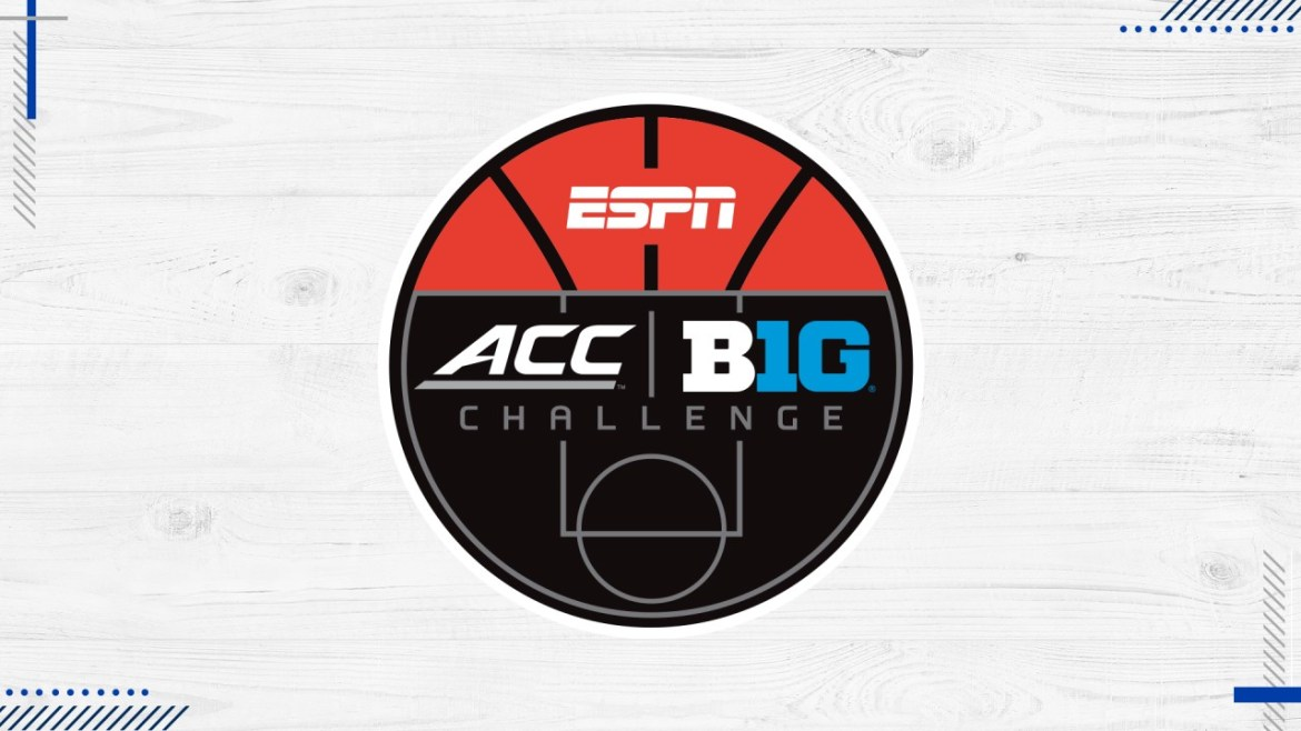 ACC Basketball News and Notes: ACC/Big 10 Challenge is Up
