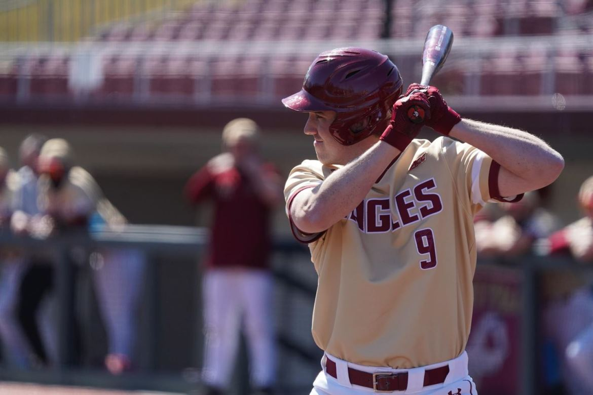 Boston College Baseball: BC Hosts Merrimack Wednesday Afternoon