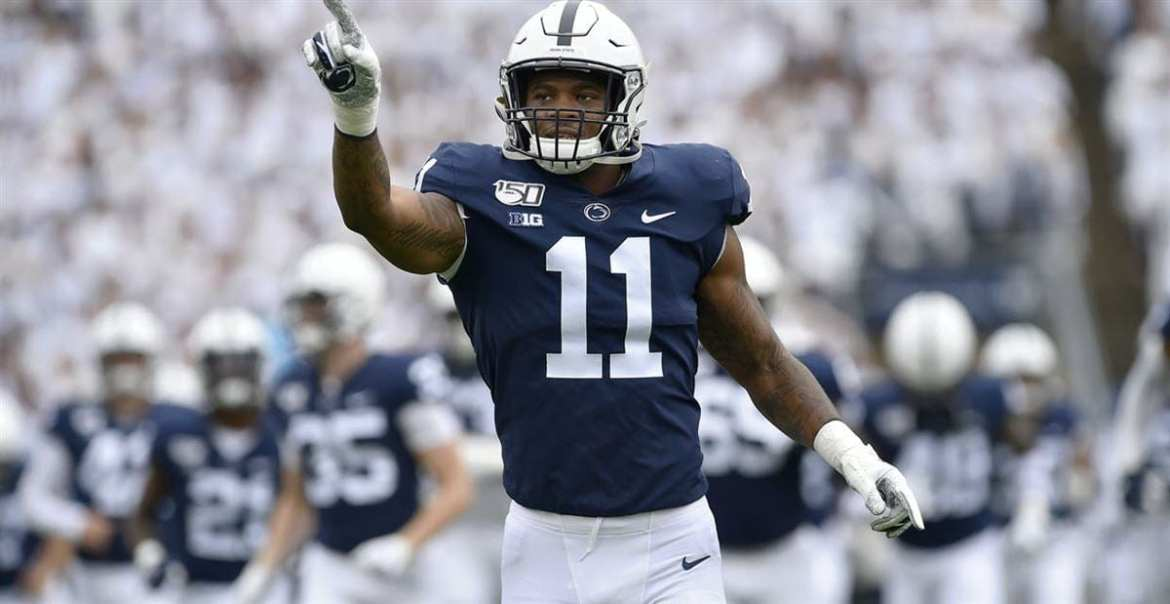NFL Draft Profiles 2021: Micah Parsons, Dylan Moses