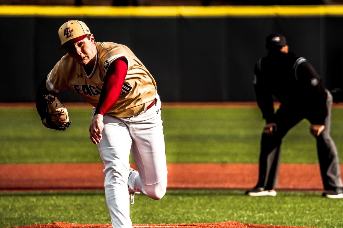Boston College Baseball: Weekend Finale Decided in the Ninth