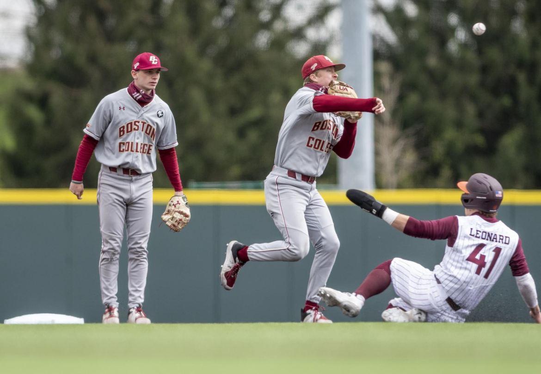 Boston College Baseball: Series Slips Away From BC in Blacksburg