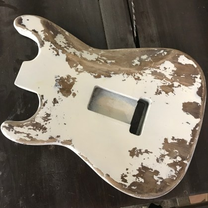 Fender Stratocaster Telecaster Custom Shop NGS Guitars