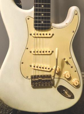 Fender Stageworn Stratocaster NGS