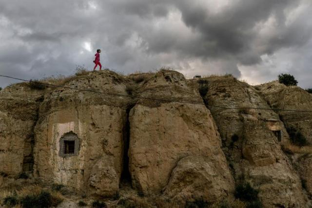 ชีวิตในถ้ำ