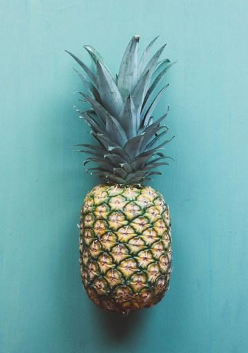 สับปะรด, อาหารที่มีเอนไม์, การย่อยโปรตีน, โบรมีเลน