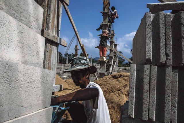 แรงงานพม่า, คนงานก่อสร้าง, กรรมกร