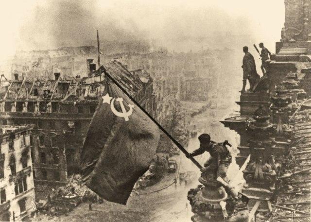 โซเวียต, เบอร์ลิน, นาซี, สงครามโลกครั้งที่สอง, นาซีเยอรมนี