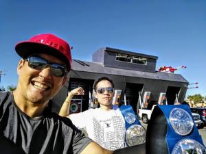 Tag Team Champs Road Trip
