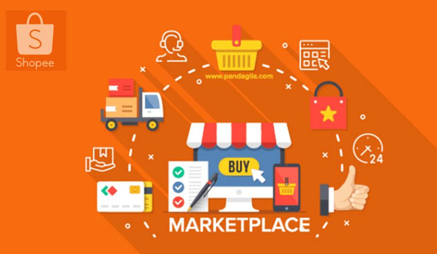 sejarah shopee marketplace