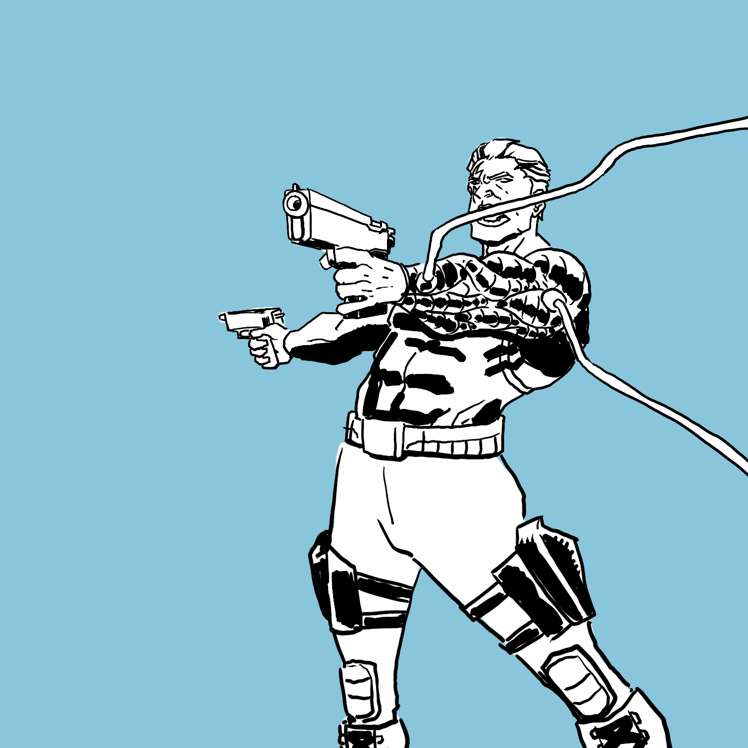 Daily Doodle Cable