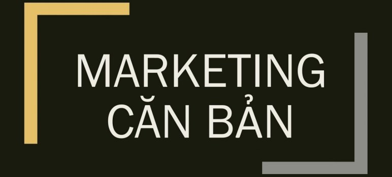 marketing căn bản