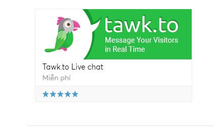 Tawk to Haravan App