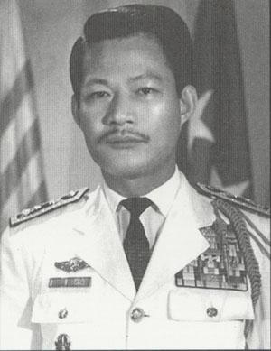 Image result for ARVN GENERAL TRAN VAN MINH VNAF