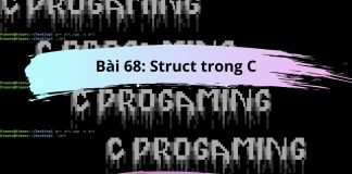 struct trong c