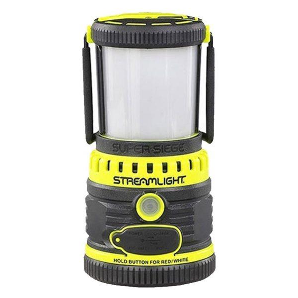 Streamlight Siege 200 Lumens Lantern w-Magnetic Base Yellow