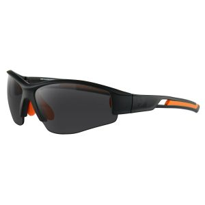 Bobster Swift Sunglasses Matte Blk/Orange Frame 3 Sets Lens