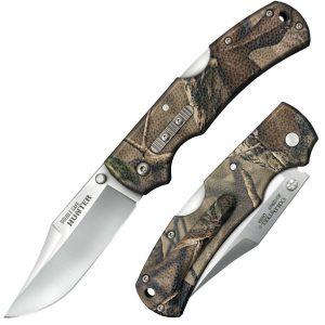 Cold Steel Double Safe Hunter Folder 3.5 in Blade GFN Handle