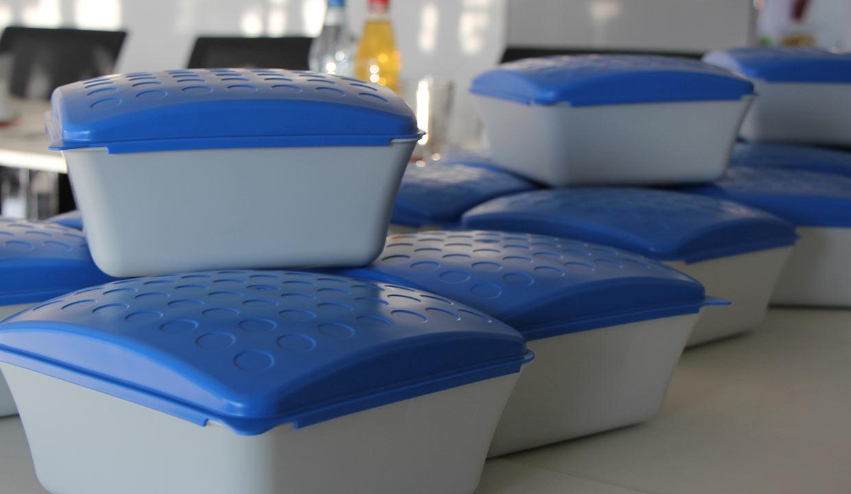 Auszubildende entwickeln Frühstücks-Box aus nachwachsenden ...