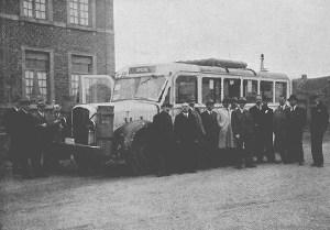 NH3 Fuel Bus, Belgium