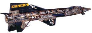 NH3 Fuel, X-15