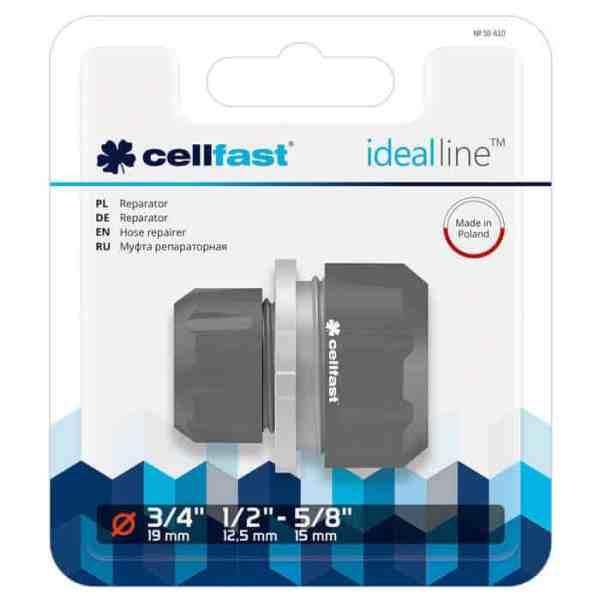 "Nối măng sông ống Cellfast Idealline Plus 3/4""-1/2"""