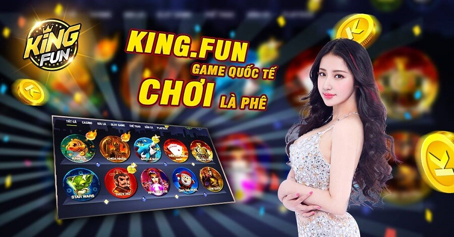 game bài king fun